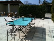 Table couleur Tourmaline